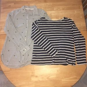 Lot of 2 Old Navy Shirts